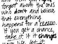 Quotes / by Grace Reed