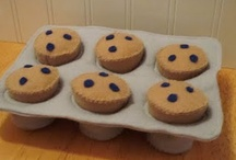 felt foods - muffins