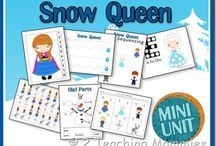 Frozen the Movie ideas to extend their  interest through play - Five Star Family Day Care Maitland