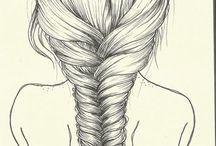 zopf aus haaren