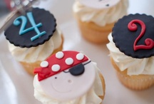 boy birthday party ideas / by Tereasa Hail