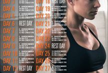310 Challenges / Board to host all of the 310 Challenge workouts. In just 30 days you'll transform your body with any of our workouts. These are great to do by yourself or with a friend! Are YOU ready to take the Challenge?   / by 310 Nutrition