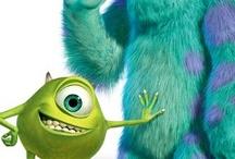 Pixar Cartoons