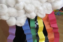 Preschool - Rainbow Theme
