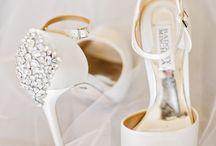 Wedding Shoes / Wedding Shoe eye candy! Wedding shoes for the adorable bride