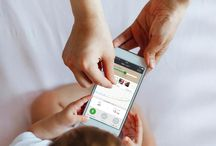 Pregnancy and Motherhood / Qardio shows Mommies and moms-to-be how to stay healthy during and after pregnancy.