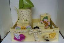 Kits madeira / kits feito por nós