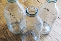 Beautiful Weddings Jars and Containers / http://thebeautifulday.co.uk