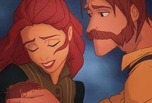 Cartoons/Princesses/Fairy Tales