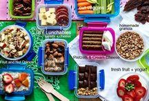 Food - lunch boxes / by Elvira Massa