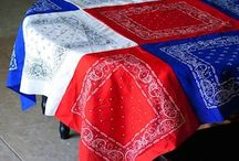 4th of July & Memorial Day / Decorations for July 4th and Memorial Day / by Tracy Ledford