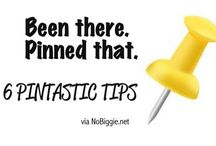 Tips for using pinterest? / Looking for good tips on using Pinterest for fun or for business?