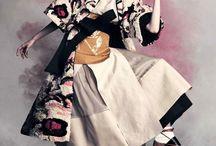Vogue/Fashion shoot