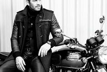Anything with an Engine - Motorbikes - Celeb riders
