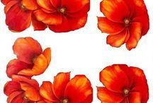 Free Printables - Florals