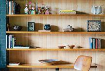 Mid-century modern furniture / Design ideas