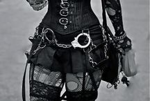 Goth/Punk Fashion