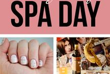 Spa Day / by Mallory Stoderl