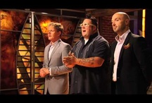 Gordon Ramsay on FOX / Masterchef, Hell's Kitchen, Hotel Hell, The F Word and Masterchef Junior!