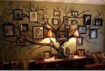 Family History / Ideas to creatively share genealogy.