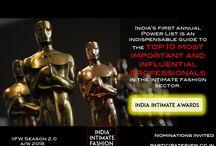 India Intimate Fashion Awards
