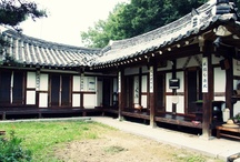 Hanok / Korean traditional houses