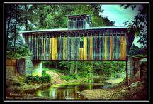 Bridges and Barns / by Cari Robinson
