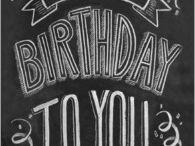 Geburtstag :)