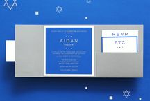 b.t.elements Real Mitzvah Invitations / See the ways our stores have made b.t.elements' invitations their own!