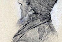 Klimt / Studies