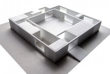 wall architecture model