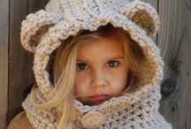 Cute knits for babies/children