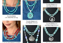 Premier Designs Jewelry ideas/combos / by Rina McLuckie