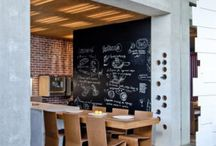 Chalkboard Walls with Style