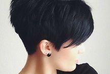 Krátké vlasy