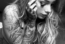 Tattooed Ladies