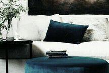 Inspiration | Pouff / Ottoman