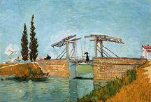 Amsterdam Turları / Van Gogh'un eserlerini yerinde görmek istiyorsan tek yapman gereken Amsterdam Turlarımıza katılmak.