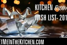 Culinary Gifts / This is the board where we will show you our culinary gift ideas for all the Kitchen Bit@hes in your lives!