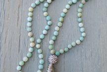 Tassel & tassel necklaces