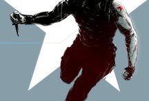 Winter Soldier-Bucky