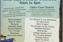 Country Register Advertising / Any season - lots of reasons to visit Catlin Court