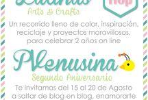 Blog Hop 2do Aniversario de PVnusina