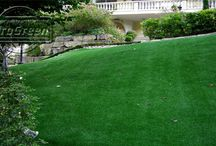Artificial Grass / Artificial grass for lawns, putting greens, dogs, sports, and more.