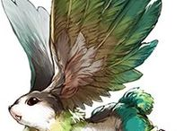 Birds Fantasy