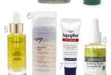 Skincare tips + the best for skin