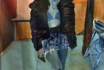 Ready /     Oil on canvas      70x100