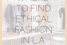 Shop Ethical Fashion by City