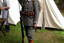 WW1 uniforms
