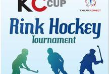 RInk Hockey / Open Rink Hockey Tournament at Don Bosco, Matunga (Mumbai)